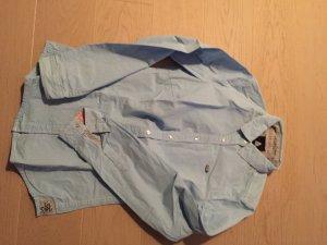 Gaastra blau karierte Bluse