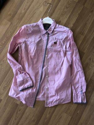 Gaastra Bluse karriert rosa