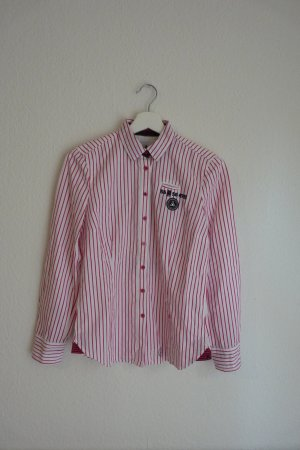 Gaastra Bluse Segel Shirt S 36 38 *NEU* pink weiß gestreift Offshore Winds chic