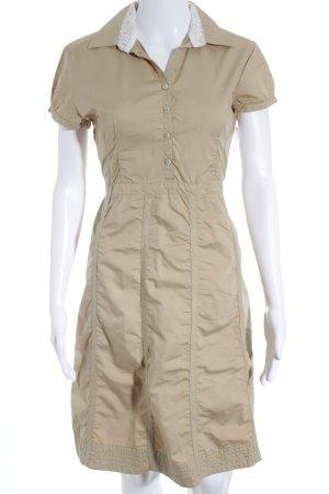 Gaastra Blusenkleid beige Casual-Look