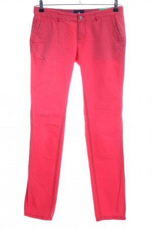 Gaastra Chino roze casual uitstraling