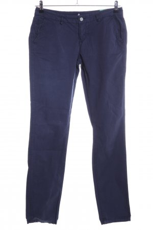 Gaastra Chinohose blau Casual-Look