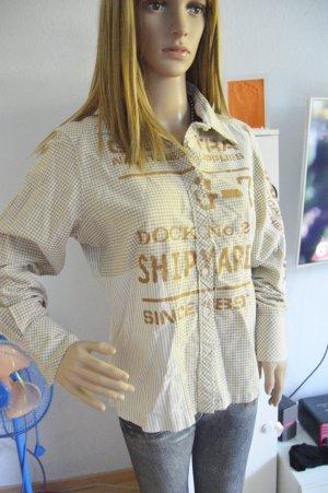 gaastra damen hemd karo XL eher M/L