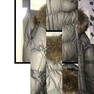 Gaastra Daunenjacke Winterjacke Ski Jacke