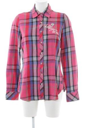 Gaastra Flanellen hemd geruite print college stijl