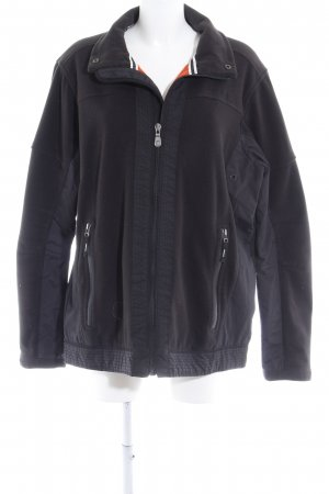 Gaastra Fleecejacke anthrazit Casual-Look