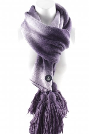 Gaastra Fringed Scarf color gradient casual look