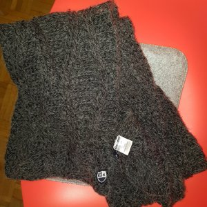 Gaastra Knitted Scarf anthracite mixture fibre