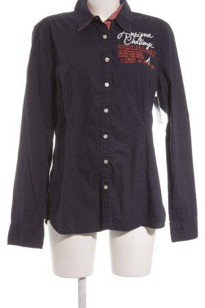 Gaastra Hemd-Bluse mehrfarbig Casual-Look