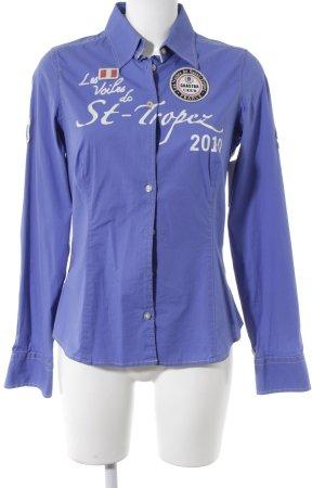 Gaastra Hemd-Bluse Schriftzug gedruckt sportlicher Stil
