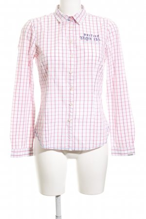 Gaastra Hemd-Bluse Vichykaromuster Casual-Look