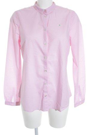 Gaastra Hemd-Bluse weiß-rosé Casual-Look