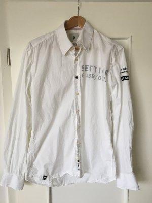 Gaastra Hemd weiß in Größe M
