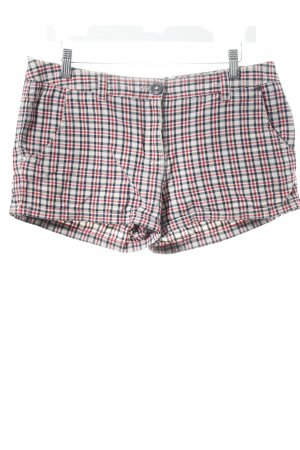 Gaastra Hot Pants Glencheckmuster Beach-Look