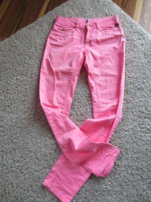 Gaastra Jeans in neon pink, Gr. 27, länge 32, nur 2x getragen