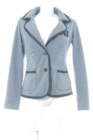 Gaastra Kapuzenjacke grau-dunkelblau Casual-Look