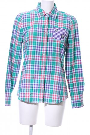 Gaastra Checked Blouse check pattern casual look