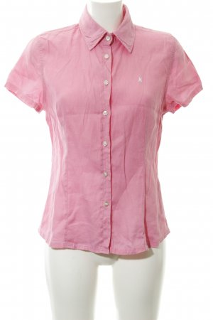 Gaastra Kurzarm-Bluse rosa Casual-Look