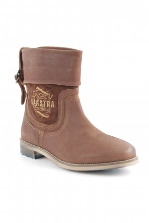 Gaastra Short Boots light brown casual look