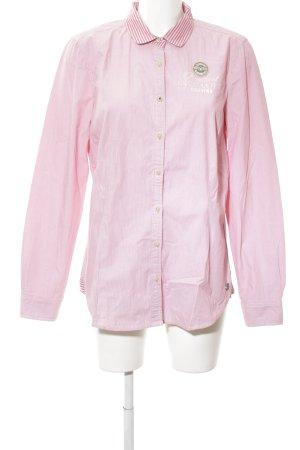 Gaastra Shirt met lange mouwen roze zakelijke stijl