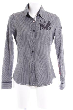 Gaastra Langarmhemd Streifenmuster Casual-Look
