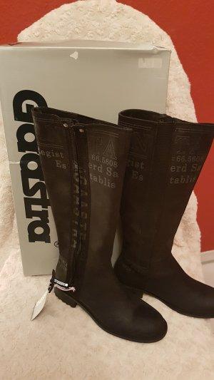 Gaastra Leder-Stiefel *neu*