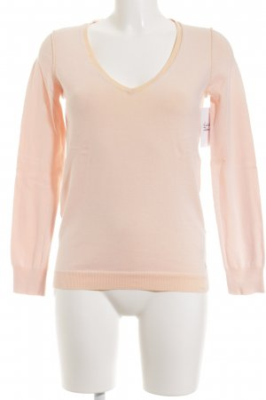Gaastra Longsleeve apricot-orange Casual-Look