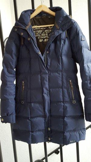 Gaastra Navy Wintermantel Winterjacke Damen Gr M