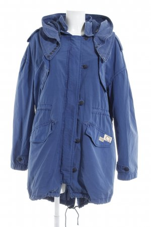 Gaastra Outdoorjacke blau Casual-Look