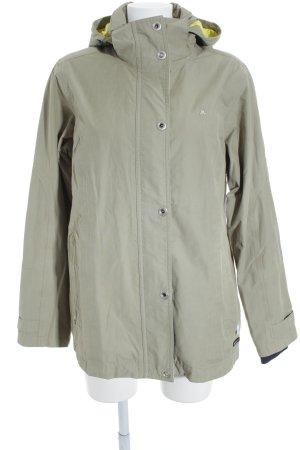 Gaastra Outdoor Jacket green grey mixture fibre