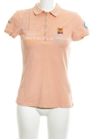 Gaastra Polo abricot style décontracté