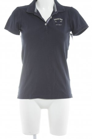 Gaastra Polo-Shirt dunkelblau Casual-Look