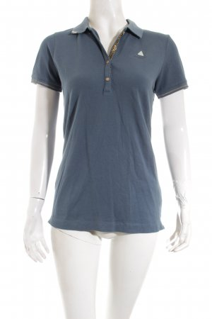 Gaastra Polo-Shirt graublau Casual-Look