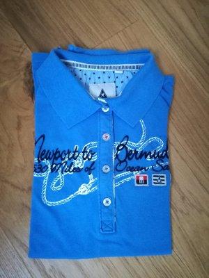 Gaastra Polo Shirt in kräftigem Blau