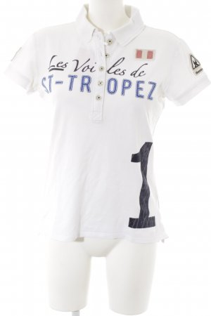 Gaastra Polo-Shirt mehrfarbig Casual-Look