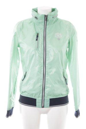 Gaastra Regenjacke blassgrün sportlicher Stil
