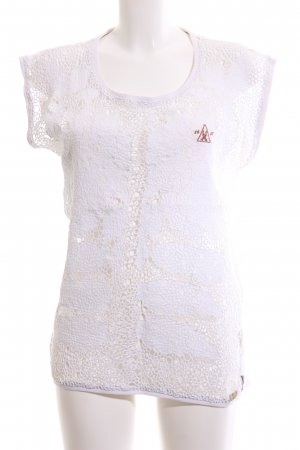 Gaastra Shirt Tunic natural white casual look