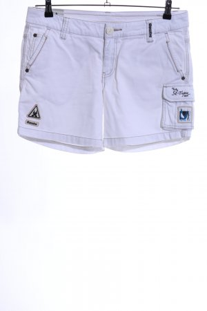 Gaastra Shorts blanco look casual