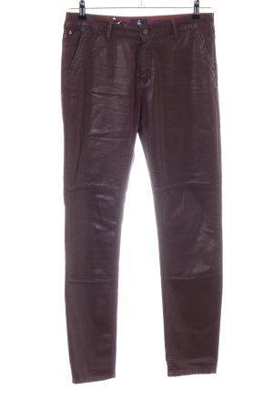 Gaastra Skinny Jeans rot Casual-Look