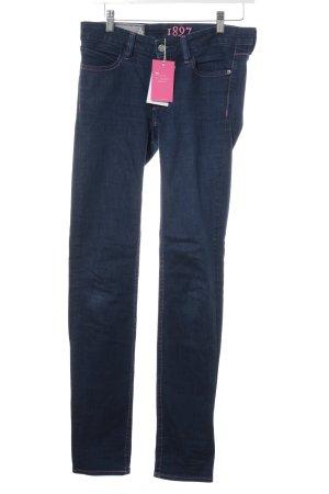 Gaastra Skinny Jeans dunkelblau Casual-Look