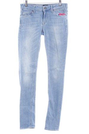 Gaastra Slim Jeans himmelblau Casual-Look