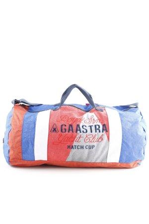 Gaastra Sporttasche grafisches Muster Segel-Look