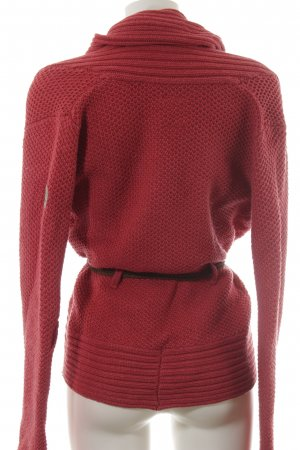 Gaastra Strickjacke rot Street-Fashion-Look