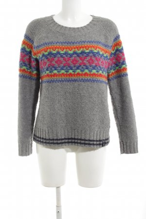 Gaastra Strickpullover Mustermix Casual-Look