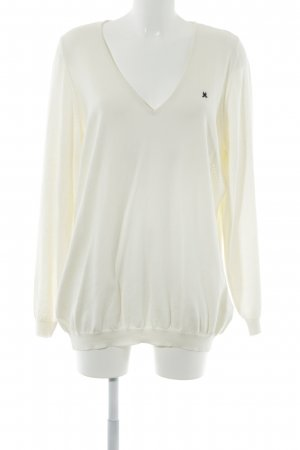 Gaastra Strickpullover creme Casual-Look