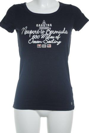 Gaastra T-Shirt mehrfarbig Casual-Look