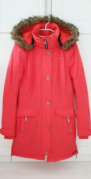 Gaastra Wintermantel/ Parka knaller rot-orange Ski/Snowboard Jacke