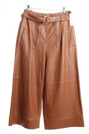 Gabi Lauton Culottes cognac Street-Fashion-Look