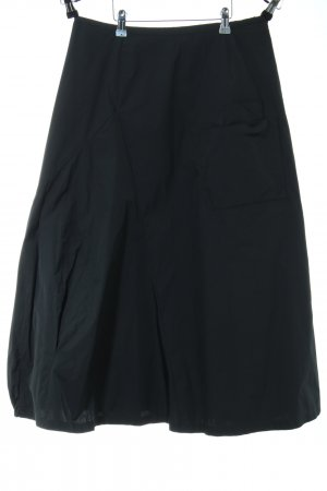 Gabi Lauton Maxi Skirt black casual look