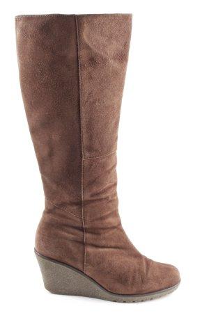 Gabor Absatz Stiefel bronzefarben Casual-Look